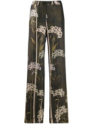 F.R.S For Restless Sleepers Soffioni Militare Trousers Green
