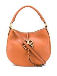 Tory Burch Miller Metal Logo Mini Hobo 60