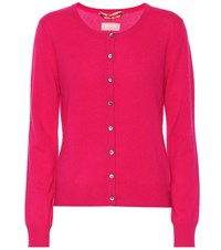 81 Hours Clyde Cashmere Cardigan Pink