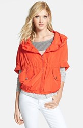 Sam Edelman Women's Packable Poncho Jacket