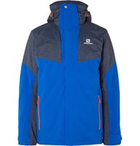 Salomon Alomon Icerocket Ki Jacket Blue
