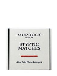 Murdock Styptic Matches Neutral