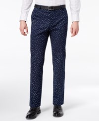 Inc International Concepts I.N.C. Men's Woven Wheat Pants Created For Macy's Basic Navy