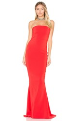 Nookie Angelina Gown Red