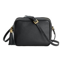 Graphic Image Gigi New York Madison Crossbody Black