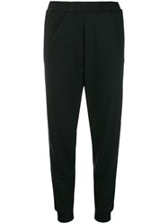 P.A.R.O.S.H. Side Stripe Track Trousers Black