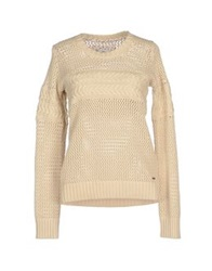 Element Sweaters Beige