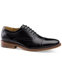 G.H. Bass And Co. Men's Carnell Oxfords Men's Shoes Black