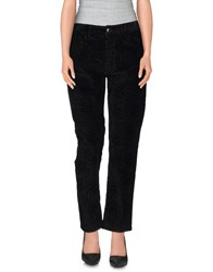 Manuel Ritz Trousers Casual Trousers Women Black