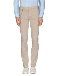 Manuel Ritz Trousers Casual Trousers Men Ivory