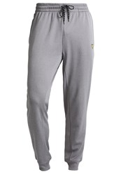 Lyle And Scott Finney Tracksuit Bottoms Mid Grey Marl