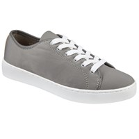 John Lewis Sela Lace Up Trainers Grey