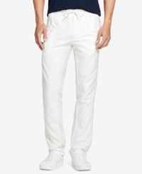 Dkny Drawstring Pants Marshmallow