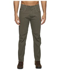 Kuhl Revolvr Pants Gunmetal Men's Casual Pants Gray