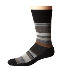 Smartwool Saturnsphere Black White Men's Crew Cut Socks Shoes