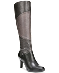 Naturalizer Analise Wide Calf Tall Boots Women's Shoes