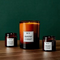 L A Bruket Scented Candle