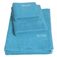Hugo Boss Pool Towel Turquoise