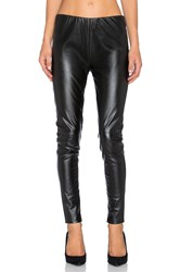 Bishop Young Vegan Leather Legging Black