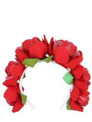Francesco Ballestrazzi Roses Headband