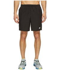 New Balance Accelerate 7 Shorts Black Men's Shorts