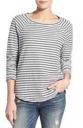 Women's Caslon Shirttail Sweatshirt