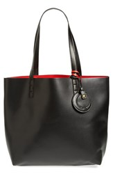 Dirty Ballerina Reversible Faux Leather Tote