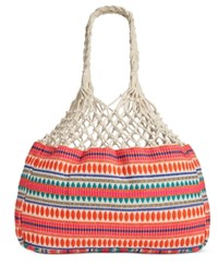 Sam Edelman Circus By Gentry Tote Pink Multi