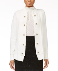 Maison Jules Sailor Cardigan Only At Macy's Egret