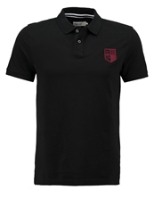 Pier One Polo Shirt Black