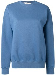 Ports 1961 Cut Out Detail Jumper Blue