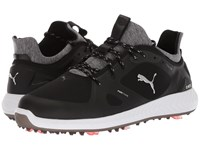 Puma Golf Ignite Power Adapt Black Black Golf Shoes
