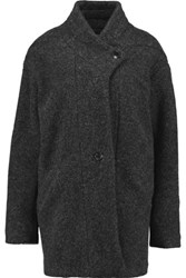 Iro Bina Knitted Coat Gray