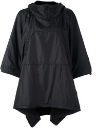 Aspesi Oversized Raincoat Blue