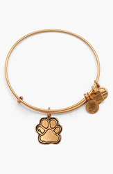 Alex And Ani Women's 'Charity By Design Prints Of Love' Expandable Wire Bangle