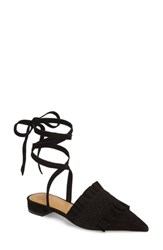 Tory Burch Angelica Ankle Wrap Mule Perfect Black Perfect Black