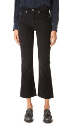 Eve Denim Jane Corduroy Pants Black