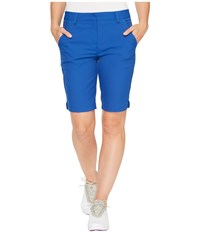 Puma Pounce Bermuda Shorts True Blue Women's Shorts