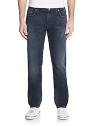 Nudie Jeans Slim Fit Finn Thin Straight Leg Blue