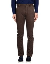Murphy And Nye Casual Pants Dark Brown