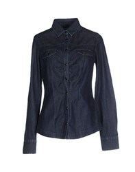Fred Mello Denim Denim Shirts Women