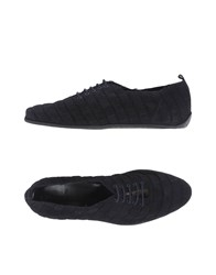 Cesare Paciotti Footwear Lace Up Shoes Men Dark Blue