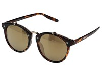 Steve Madden Zinnia Tortoise Fashion Sunglasses Brown