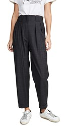 Iro Nux Trousers Anthracite