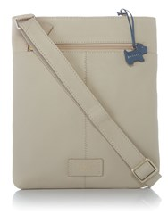 Radley Pocket Bag Medium Ziptop Crossbody Bag Neutral