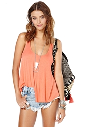 Nasty Gal Crossfire Tank