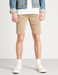 Paige Federal Transcend Slim Fit Shorts Fennel Seed
