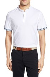 Ag Jeans Men's The Haskett Pique Polo