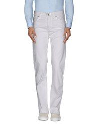 Fay Trousers Casual Trousers Men White