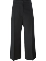 Marni Cropped Trousers Black